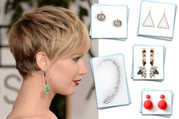 Earrings-For-Short-Hair